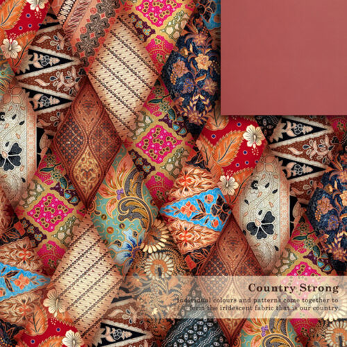 Batik Traditional Gift Wrapping Paper