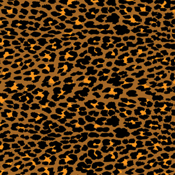 Leopard Spots Gift Wrapping Paper