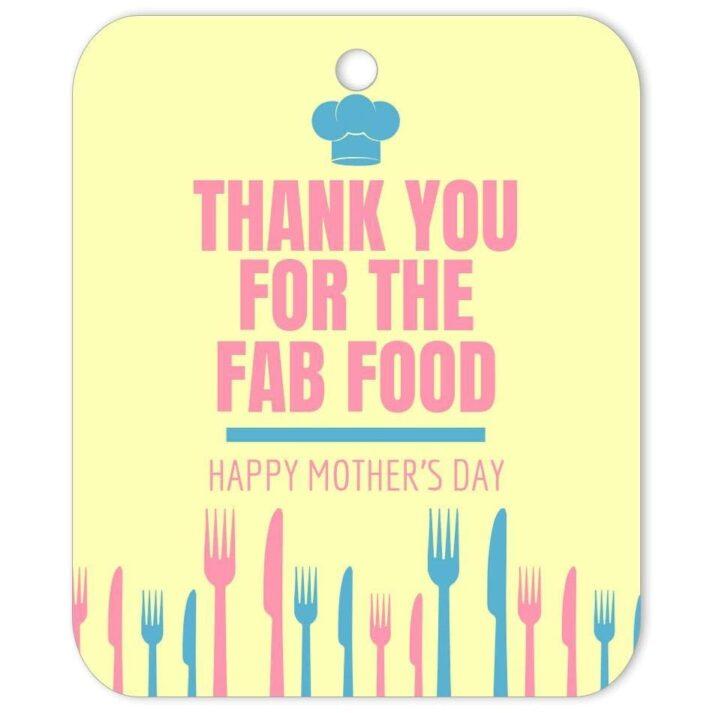 FAF-MOD-TAG-1 Fab Food Celebration Tag