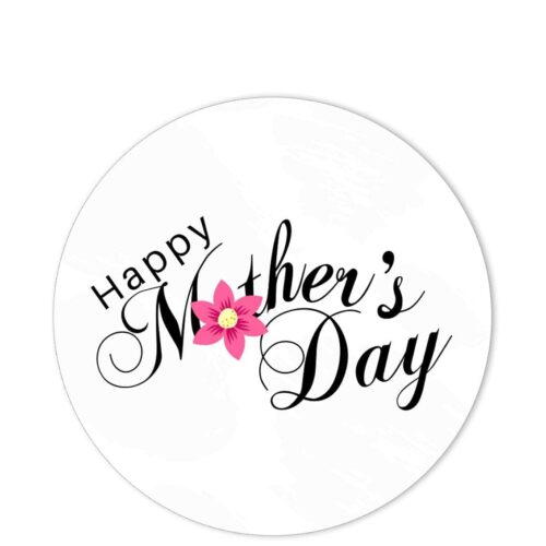 GRS-MOD-1 Grey Sketch Mother's Day Sticker