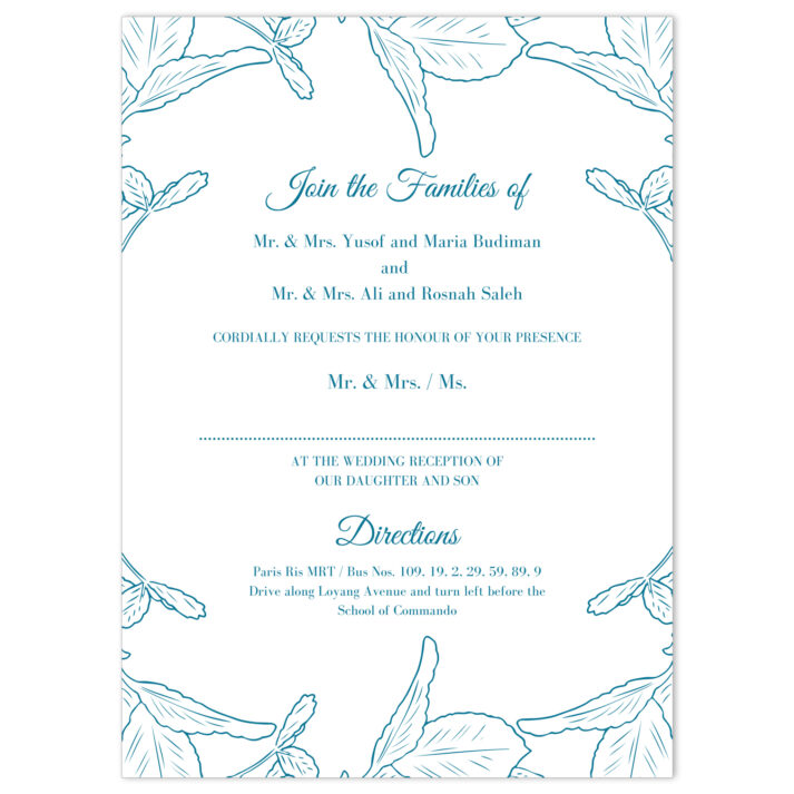 LEA-CRO-INV-1_Leaf Crown Invitation