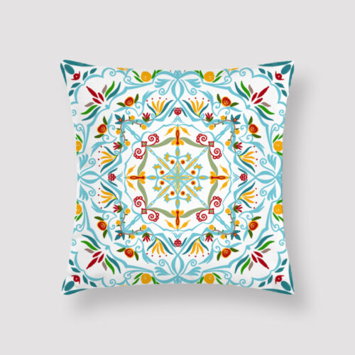 HAR-REM-CUS-1 Harem Cushion Throw Pillow