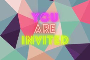 14 Edgy and Modern Wedding Invitation Design Styles