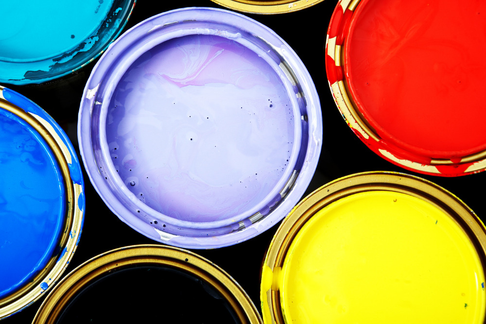 ¬¬How to Add Colour into Your Interior Design