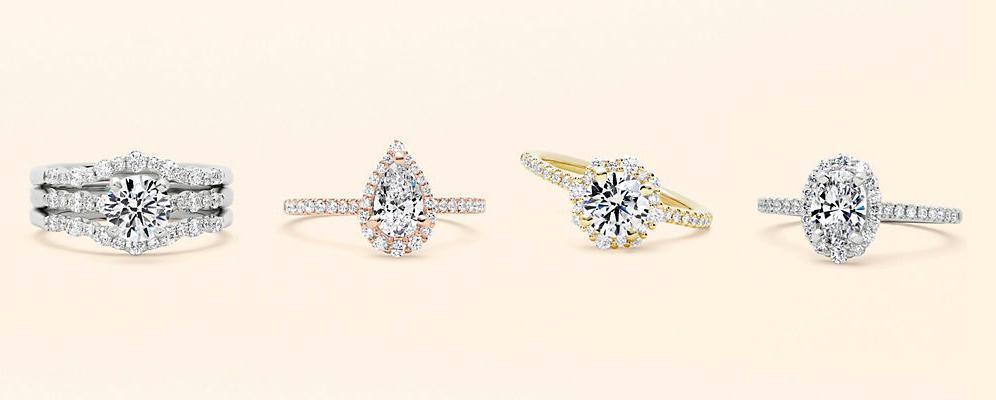 Blue Nile Engagement Rings