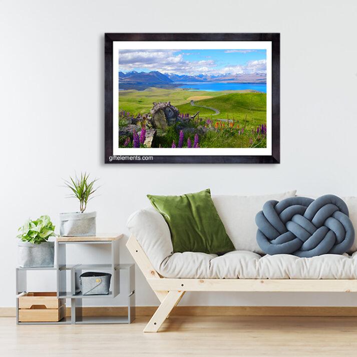 PAR-NZL-PHO-1 Paradis Wall Photo