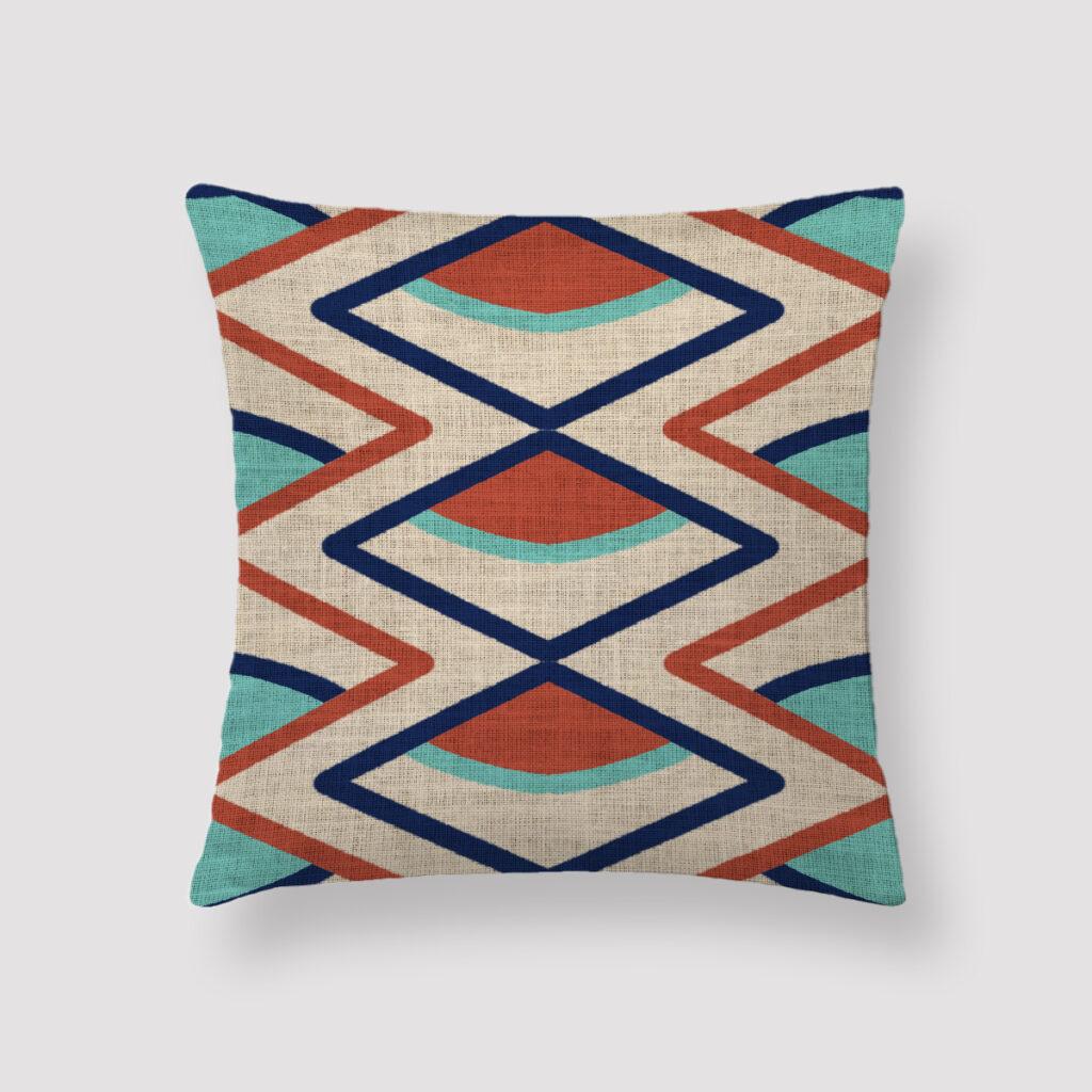CAI-EGY-CUS-1 Cairo Cushion Throw Pillow